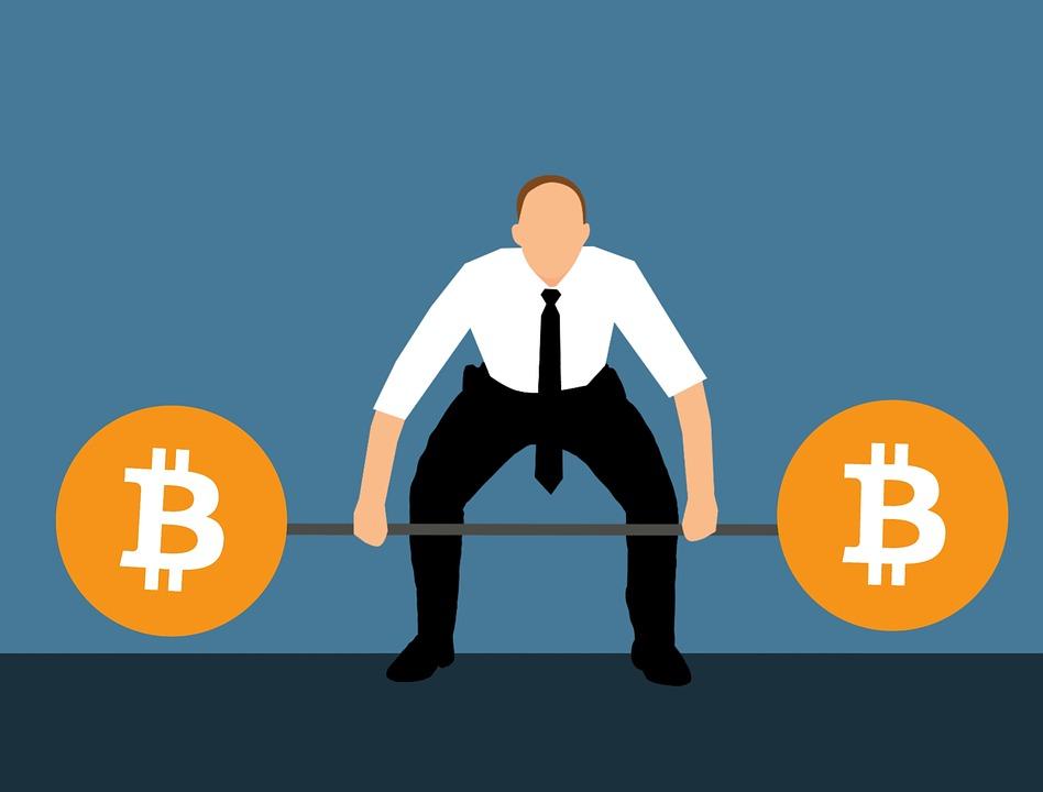 qual è il tappo di mercato bitcoin)