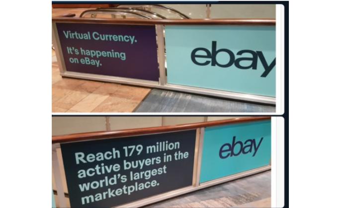ebay criptovalute