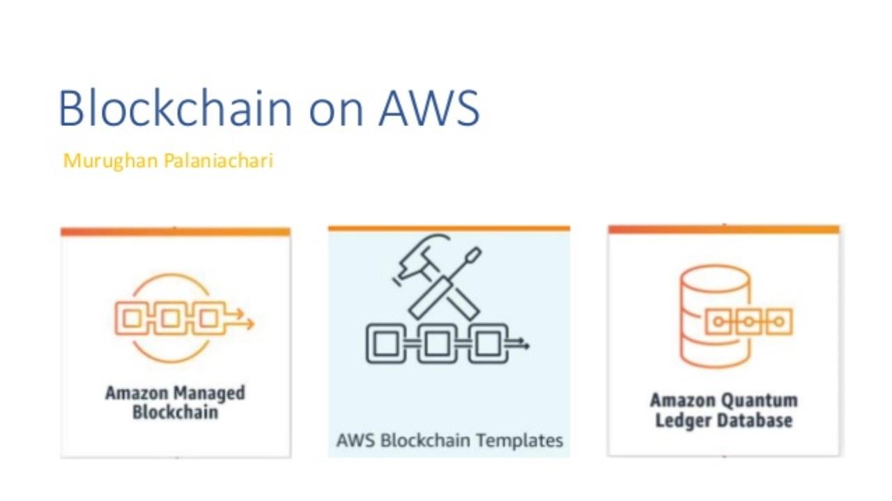 amazon blockchain services (web source)