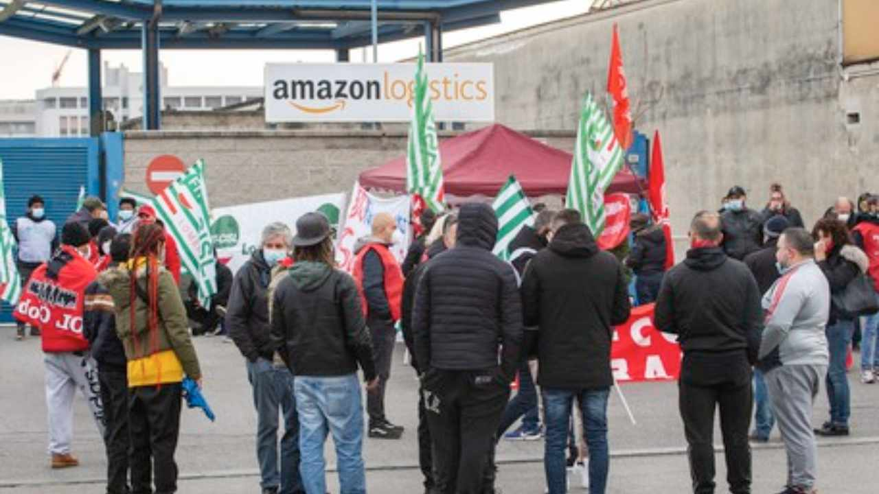 sciopero amazon (web source)