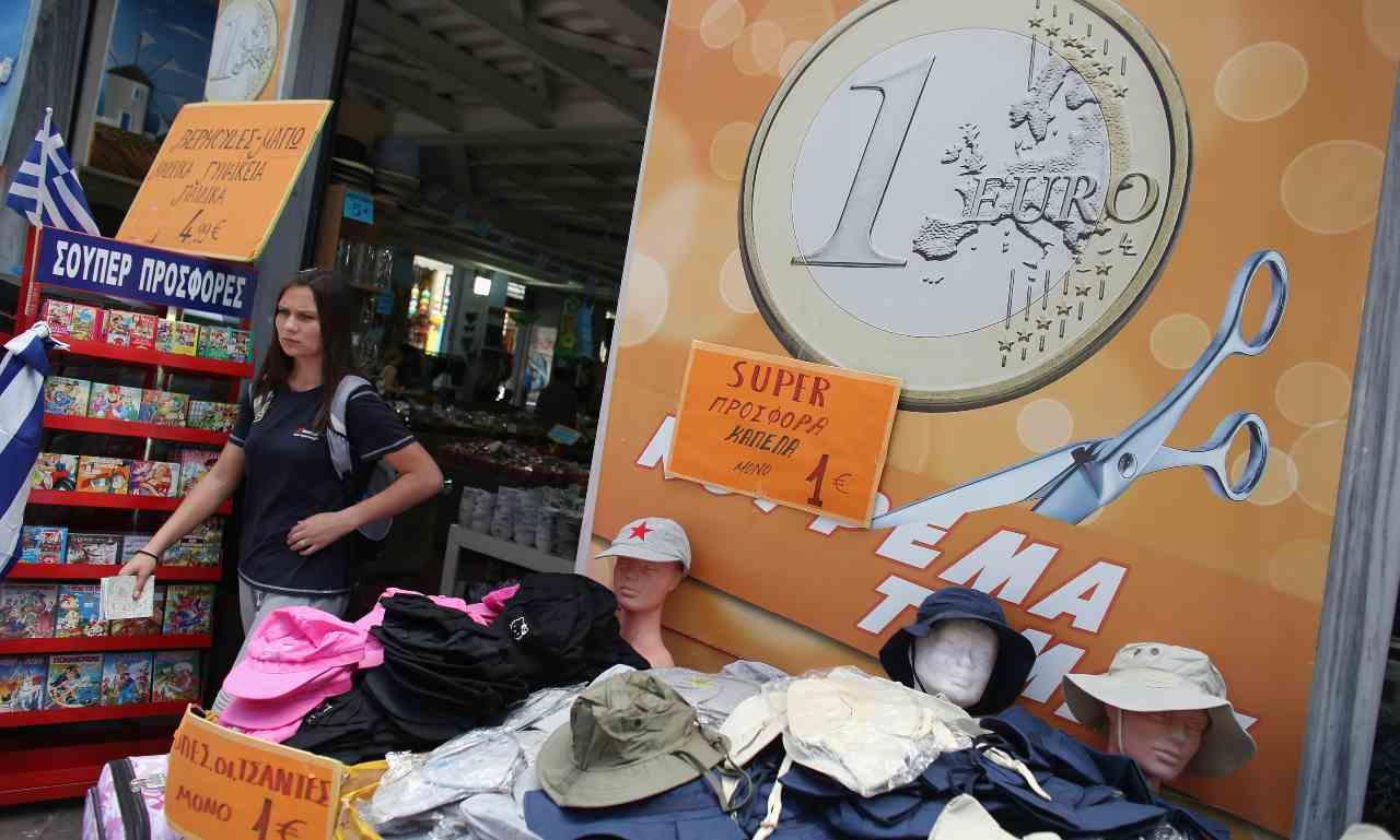 grecia un euro