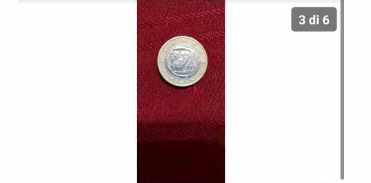 moneta civetta grecia